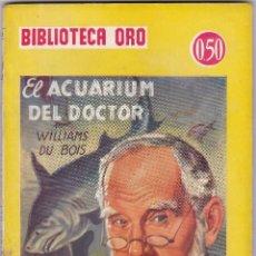 Libros de segunda mano: EL ACUARIO DEL DOCTOR DE WILLIAMS DU BOIS. Lote 209954521