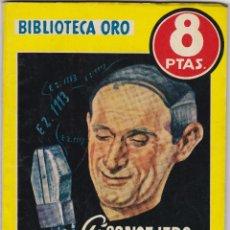 Libros de segunda mano: EL CONSEJERO DE J. J. CONNINGTON. Lote 209955281