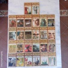 Libros de segunda mano: HARRY DICKSON LOTE - 1 A 21 + 31,34,36,38,40 -,E. JUCAR 1972 ,MUY BUEN ESTADO. Lote 210380780