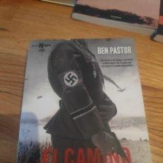 Libros de segunda mano: EL CAMINO A ÍTACA BEN PASTOR. Lote 210414445