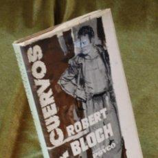 Libros de segunda mano: CRIA CUERVOS,ROBERT BLOCH,EDITA PLAZA Y JANES.1961.. Lote 210771516