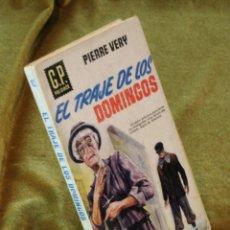 Libros de segunda mano: EL TRAJE DE LOS DOMINGOS,PIERRE VERY,EDICIONES G.P. POLIACA,1958.. Lote 210772046