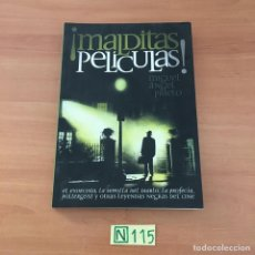 Libros de segunda mano: MALDITAS PELÍCULAS. Lote 210803257