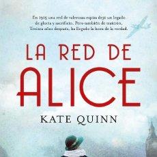 Libros de segunda mano: LA RED DE ALICE. Lote 210839370