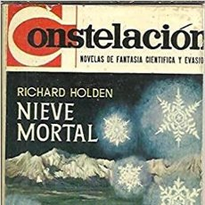Livres d'occasion: NIEVE MORTAL. Lote 210956704