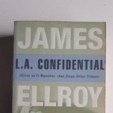 Libros de segunda mano: JAMES L.A CONFIDENTIAL ELLROY. Lote 211988126