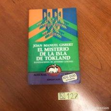 Libros de segunda mano: EL MISTERIO DE LA ISLA DE TOKLAND. Lote 212044266