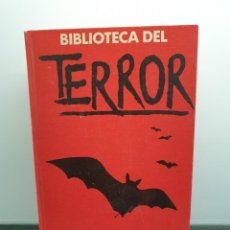 Libros de segunda mano: BIBLIOTECA DEL TERROR TOMO 3. EDICIONES FORUM. 1983. (ENVÍO 4,31€). Lote 212195087