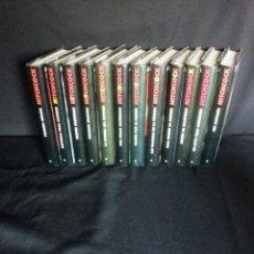 Libros de segunda mano: ALFRED HITCHCOCK - COLECCION COMPLETA 12 LIBROS - CIRCULO DE LECTORES. Lote 212712963