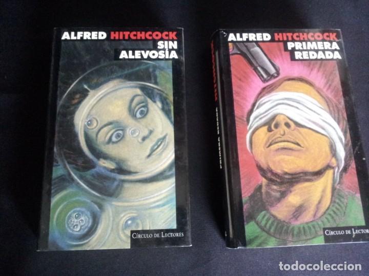 Libros de segunda mano: ALFRED HITCHCOCK - COLECCION COMPLETA 12 LIBROS - CIRCULO DE LECTORES - Foto 2 - 212712963