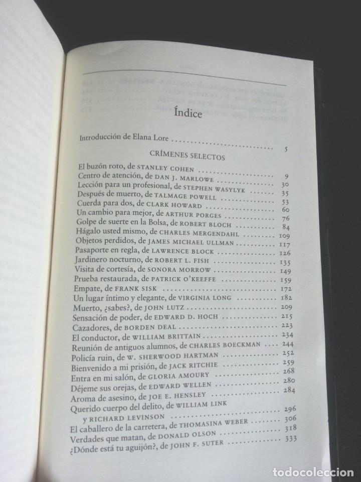 Libros de segunda mano: ALFRED HITCHCOCK - COLECCION COMPLETA 12 LIBROS - CIRCULO DE LECTORES - Foto 10 - 212712963