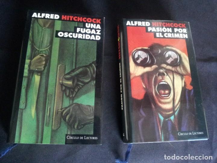 Libros de segunda mano: ALFRED HITCHCOCK - COLECCION COMPLETA 12 LIBROS - CIRCULO DE LECTORES - Foto 13 - 212712963
