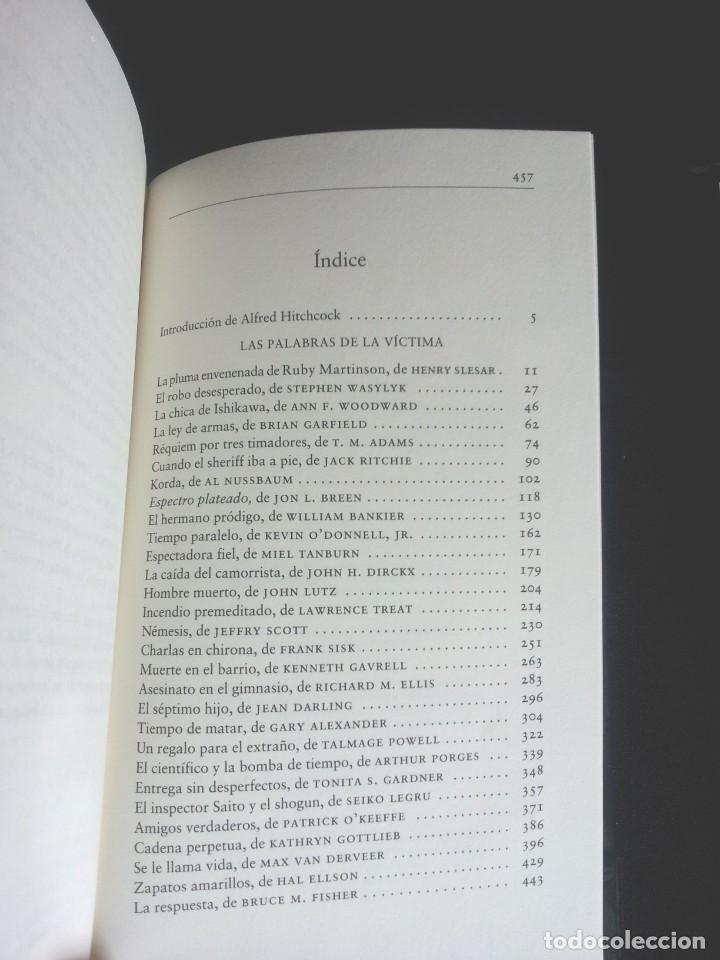 Libros de segunda mano: ALFRED HITCHCOCK - COLECCION COMPLETA 12 LIBROS - CIRCULO DE LECTORES - Foto 17 - 212712963