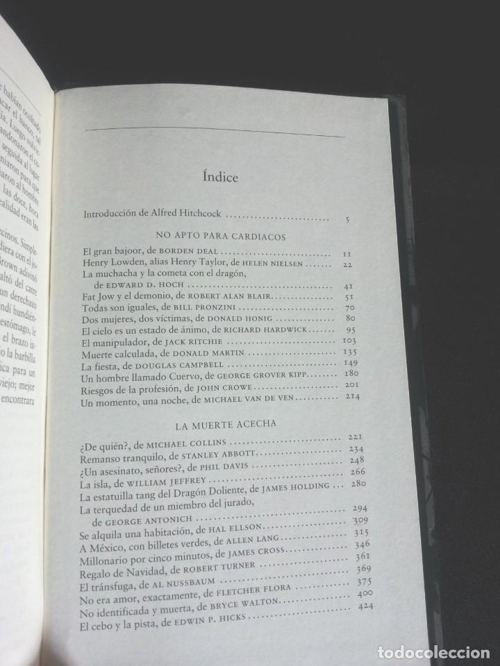 Libros de segunda mano: ALFRED HITCHCOCK - COLECCION COMPLETA 12 LIBROS - CIRCULO DE LECTORES - Foto 21 - 212712963