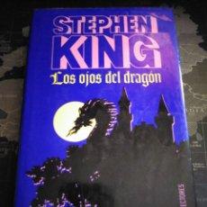 Libri di seconda mano: LOS OJOS DEL DRAGÓN STEPHEN KING. Lote 213190013