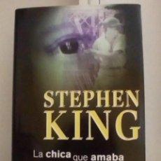 Libros de segunda mano: LA CHICA QUE AMABA A TOM GORDON, STEPHEN KING. Lote 213396808