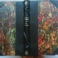 Libros de segunda mano: SOY LEYENDA (1975) / RICHARD MATHESON. MINOTAURO ¡¡ ENCUADERNACIÓN ARTESANAL !!. Lote 213580320