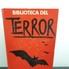 Libros de segunda mano: BIBLIOTECA DEL TERROR TOMO 11. EDICIONES FORUM. 1984. (ENVÍO 4,31€). Lote 213581855