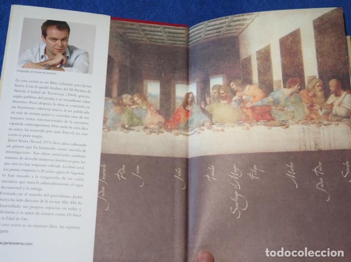 Libros de segunda mano: La cena secreta - Javier Sierra - Plaza & Janés (2006) - Foto 2 - 213761591