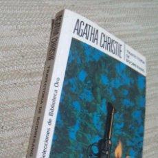Libros de segunda mano: LA TRAYECTORIA DEL BOOMERANG (AGATHA CHRISTIE - EDITORIAL MOLINO). Lote 288584578