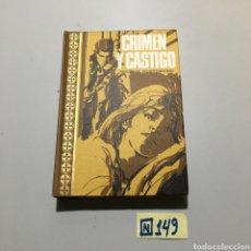 Libros de segunda mano: CRIMEN Y CASTIGO. Lote 215301263