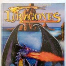 Libros de segunda mano: TRATADO UNIVERSAL DE DRAGONES. Lote 215815237