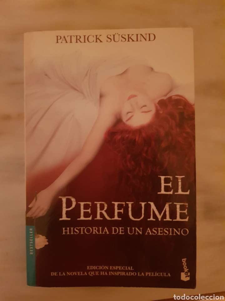 EL PERFUME. HISTORIA DE UN ASESINO DE PATRICK SÜSKIND (Libros de segunda mano (posteriores a 1936) - Literatura - Narrativa - Terror, Misterio y Policíaco)