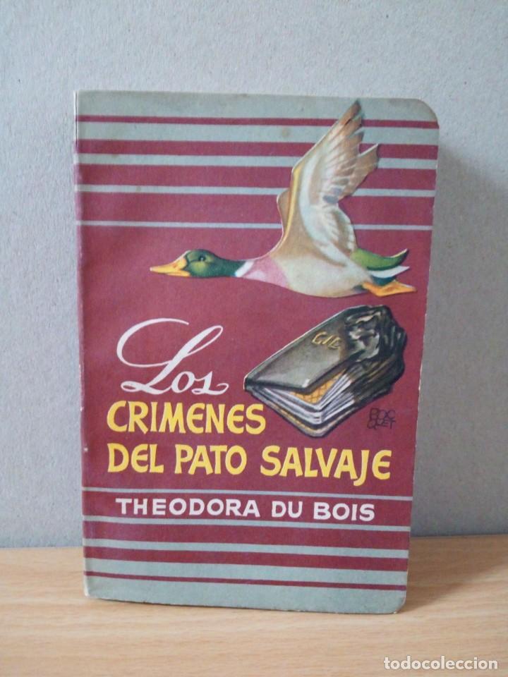 Libros de segunda mano: LOTE DE 15 NOVELAS BIBLIOTECA DE ORO DE BOLSILLO DE 1950 A 1956 - Foto 5 - 216877102