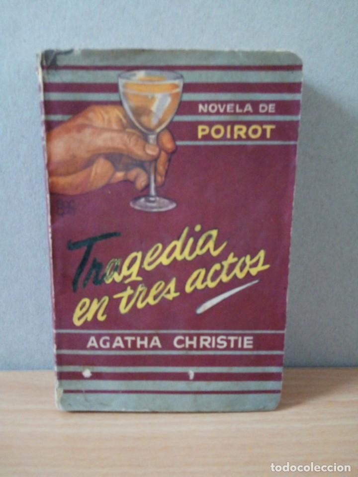 Libros de segunda mano: LOTE DE 15 NOVELAS BIBLIOTECA DE ORO DE BOLSILLO DE 1950 A 1956 - Foto 6 - 216877102