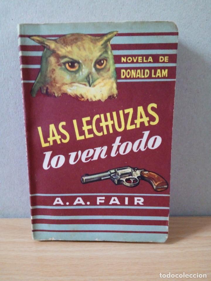 Libros de segunda mano: LOTE DE 15 NOVELAS BIBLIOTECA DE ORO DE BOLSILLO DE 1950 A 1956 - Foto 7 - 216877102