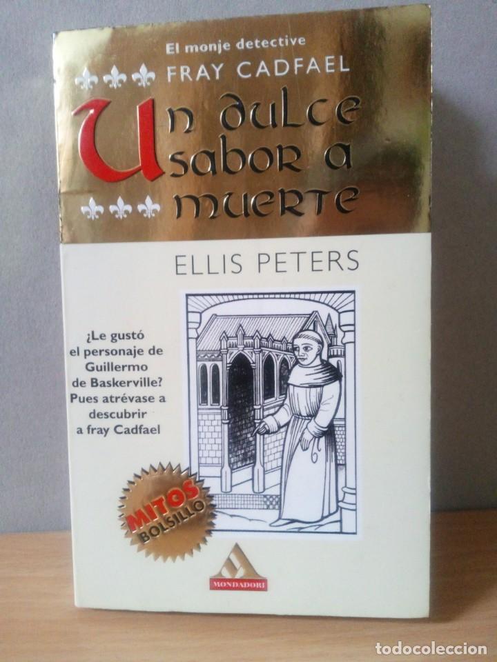Libros de segunda mano: LOTE DE 17 LIBROS DE EL MONJE DETECTIVE DE ELLIS PETERS - Foto 4 - 216902673