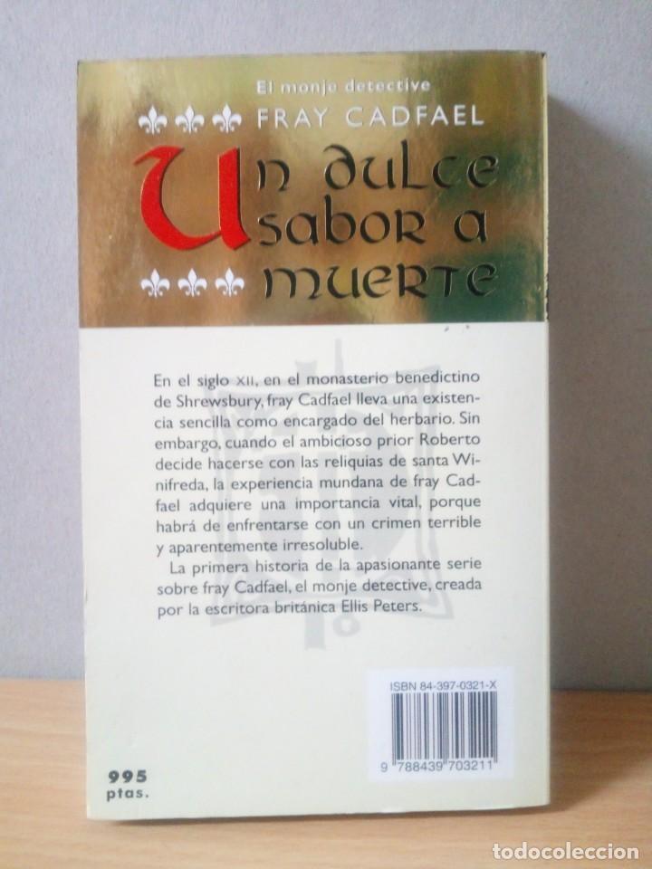 Libros de segunda mano: LOTE DE 17 LIBROS DE EL MONJE DETECTIVE DE ELLIS PETERS - Foto 5 - 216902673