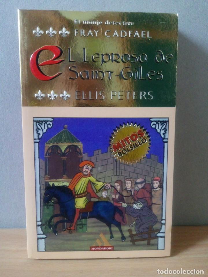 Libros de segunda mano: LOTE DE 17 LIBROS DE EL MONJE DETECTIVE DE ELLIS PETERS - Foto 12 - 216902673
