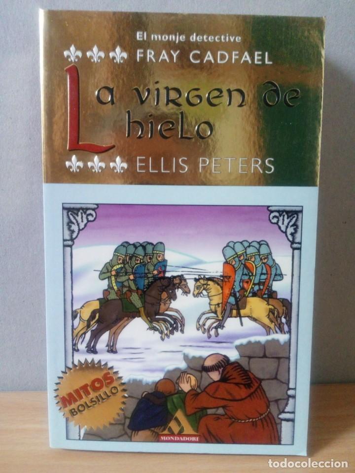 Libros de segunda mano: LOTE DE 17 LIBROS DE EL MONJE DETECTIVE DE ELLIS PETERS - Foto 14 - 216902673