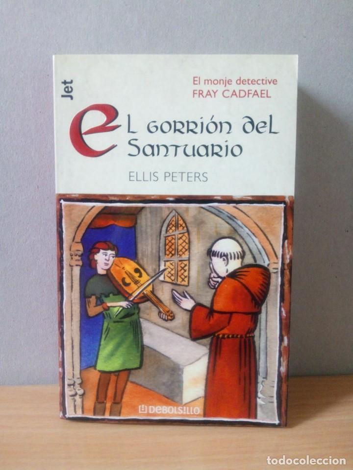 Libros de segunda mano: LOTE DE 17 LIBROS DE EL MONJE DETECTIVE DE ELLIS PETERS - Foto 16 - 216902673