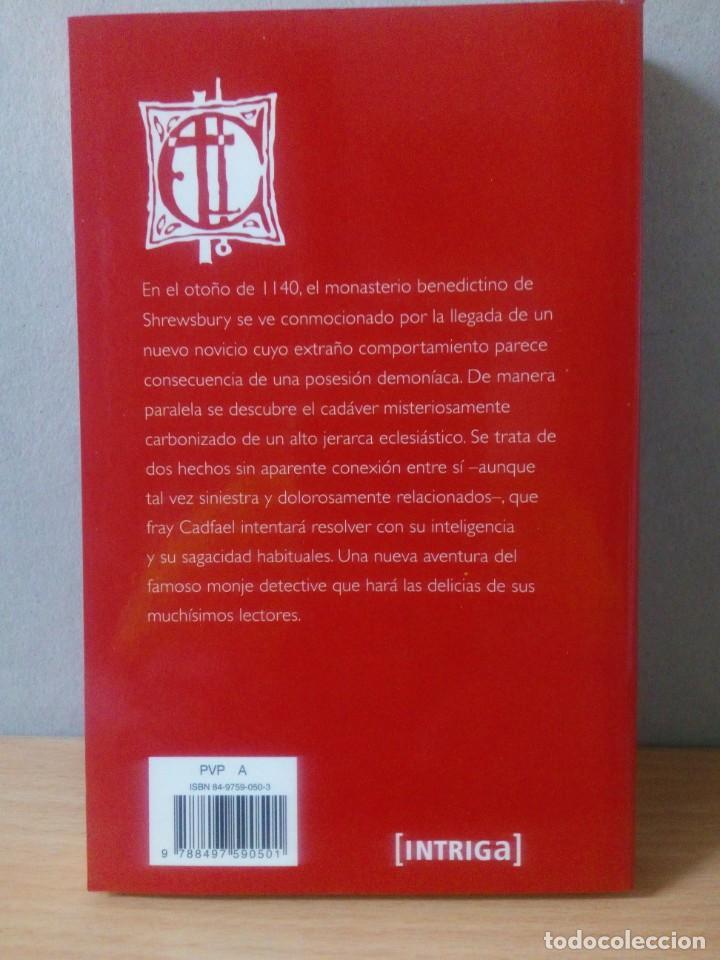 Libros de segunda mano: LOTE DE 17 LIBROS DE EL MONJE DETECTIVE DE ELLIS PETERS - Foto 19 - 216902673
