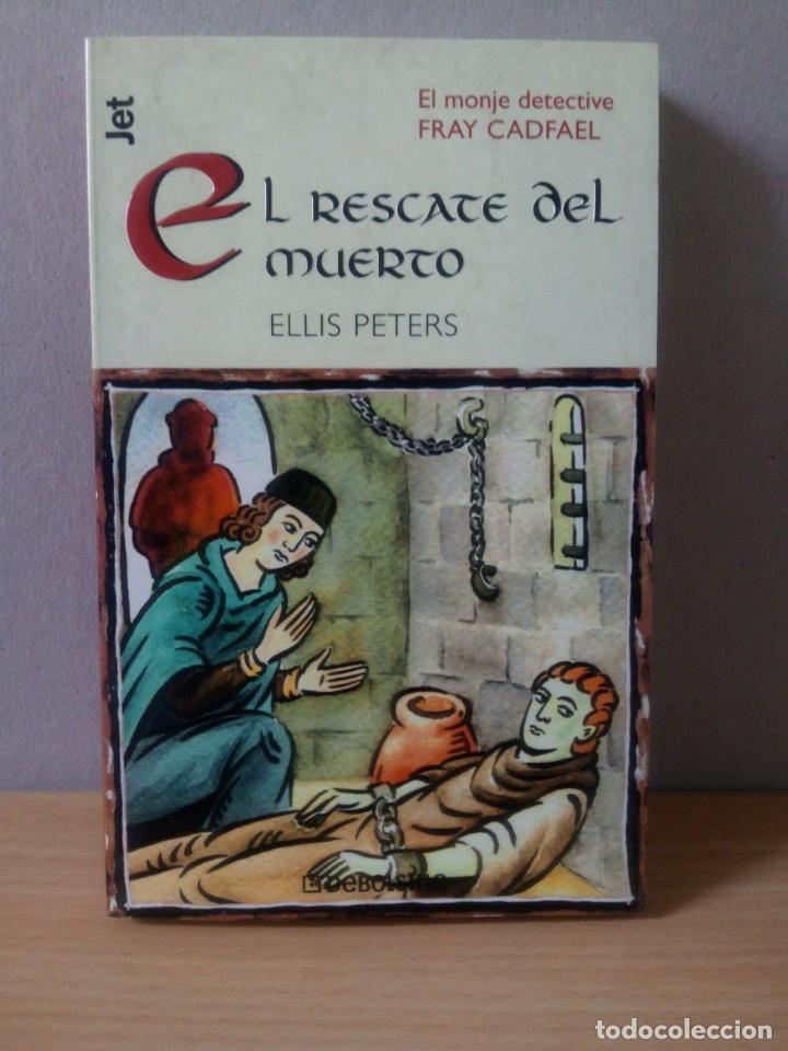 Libros de segunda mano: LOTE DE 17 LIBROS DE EL MONJE DETECTIVE DE ELLIS PETERS - Foto 20 - 216902673