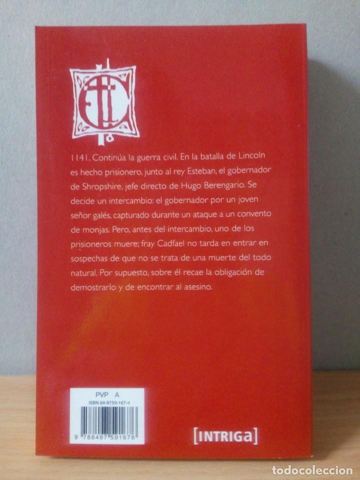 Libros de segunda mano: LOTE DE 17 LIBROS DE EL MONJE DETECTIVE DE ELLIS PETERS - Foto 21 - 216902673