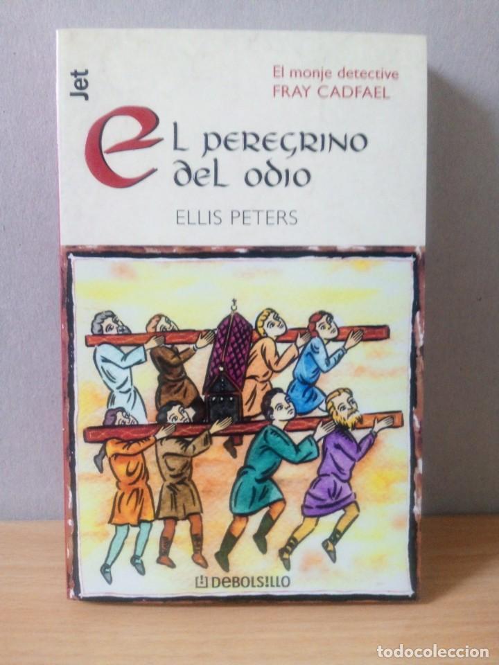 Libros de segunda mano: LOTE DE 17 LIBROS DE EL MONJE DETECTIVE DE ELLIS PETERS - Foto 22 - 216902673