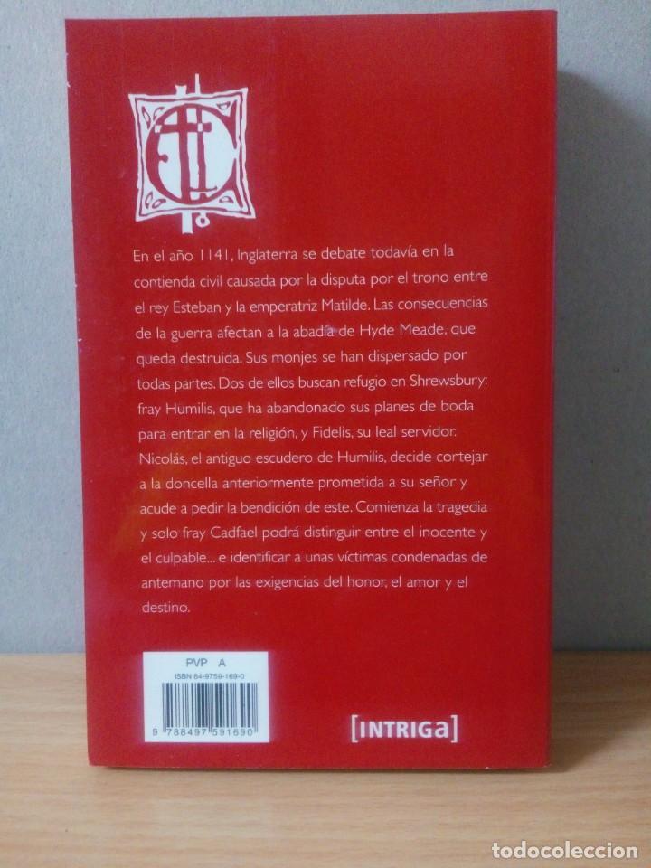 Libros de segunda mano: LOTE DE 17 LIBROS DE EL MONJE DETECTIVE DE ELLIS PETERS - Foto 25 - 216902673