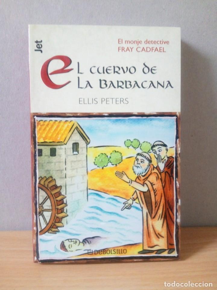 Libros de segunda mano: LOTE DE 17 LIBROS DE EL MONJE DETECTIVE DE ELLIS PETERS - Foto 26 - 216902673