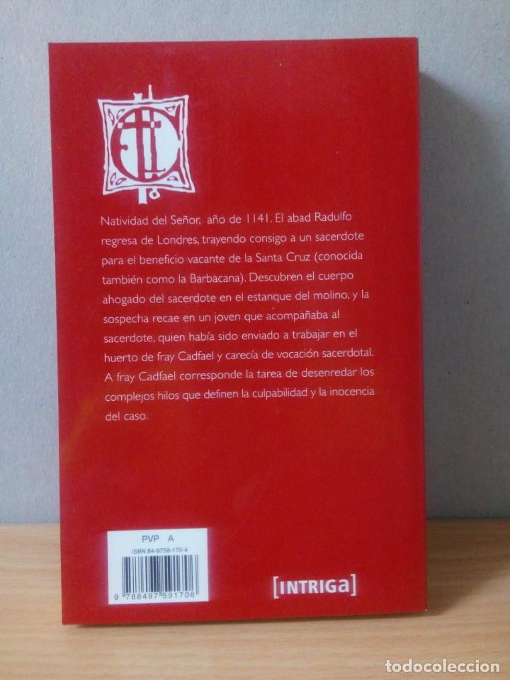 Libros de segunda mano: LOTE DE 17 LIBROS DE EL MONJE DETECTIVE DE ELLIS PETERS - Foto 27 - 216902673