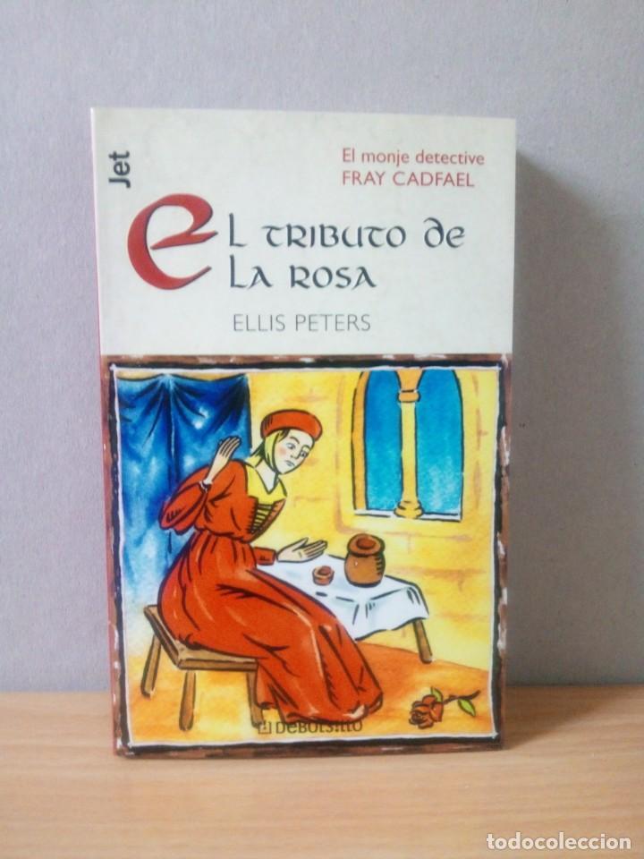 Libros de segunda mano: LOTE DE 17 LIBROS DE EL MONJE DETECTIVE DE ELLIS PETERS - Foto 28 - 216902673