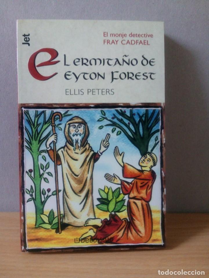 Libros de segunda mano: LOTE DE 17 LIBROS DE EL MONJE DETECTIVE DE ELLIS PETERS - Foto 30 - 216902673