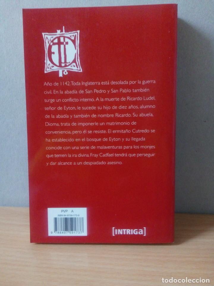 Libros de segunda mano: LOTE DE 17 LIBROS DE EL MONJE DETECTIVE DE ELLIS PETERS - Foto 31 - 216902673
