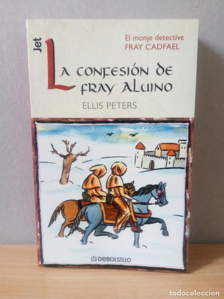 Libros de segunda mano: LOTE DE 17 LIBROS DE EL MONJE DETECTIVE DE ELLIS PETERS - Foto 32 - 216902673