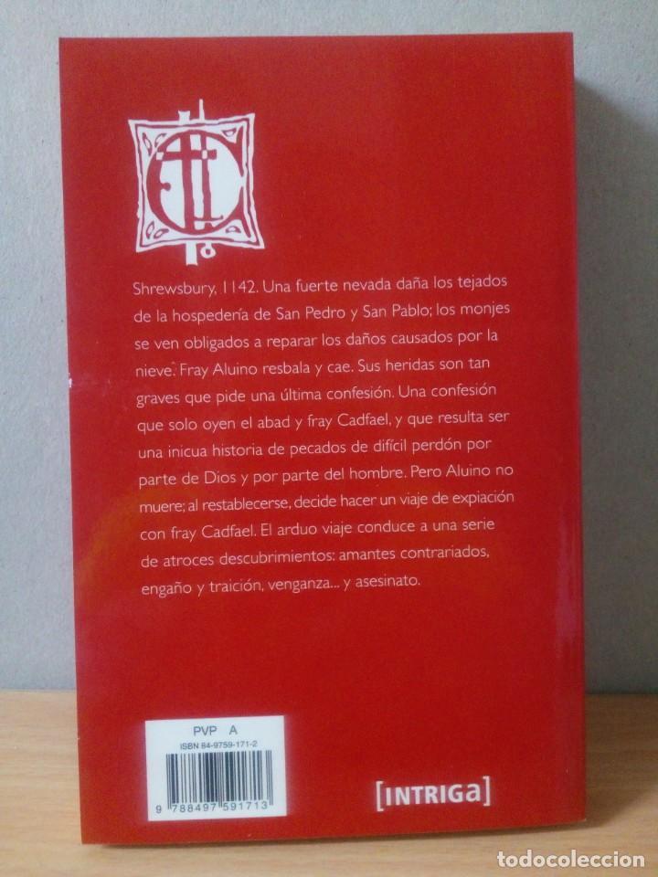 Libros de segunda mano: LOTE DE 17 LIBROS DE EL MONJE DETECTIVE DE ELLIS PETERS - Foto 33 - 216902673