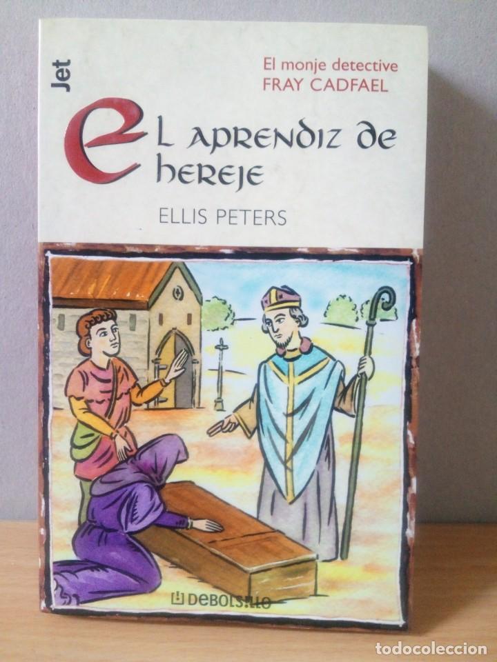 Libros de segunda mano: LOTE DE 17 LIBROS DE EL MONJE DETECTIVE DE ELLIS PETERS - Foto 34 - 216902673