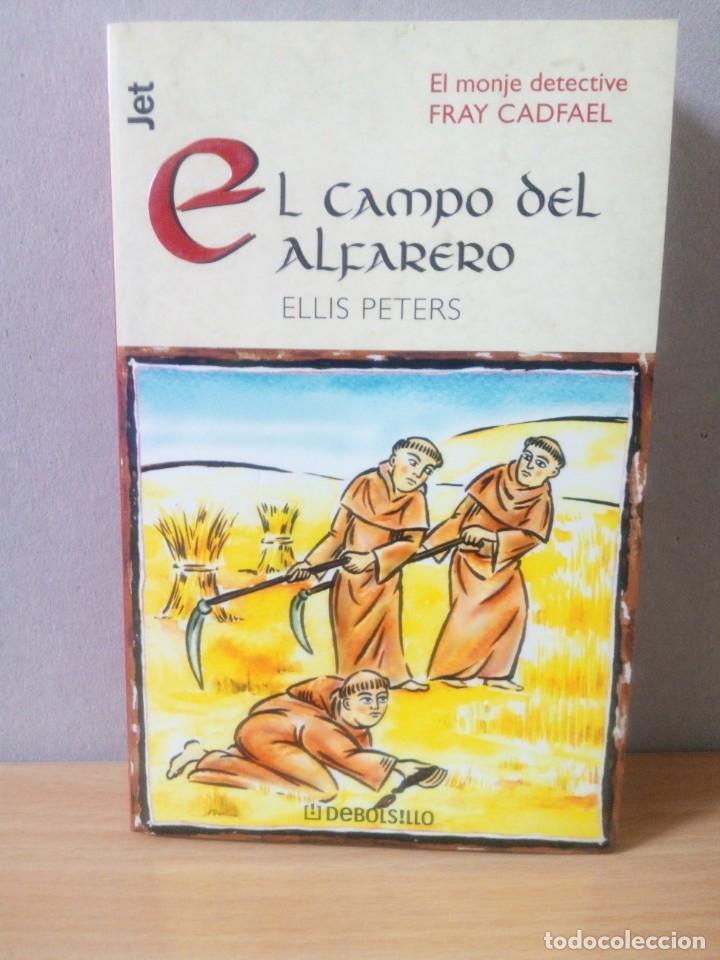 Libros de segunda mano: LOTE DE 17 LIBROS DE EL MONJE DETECTIVE DE ELLIS PETERS - Foto 35 - 216902673