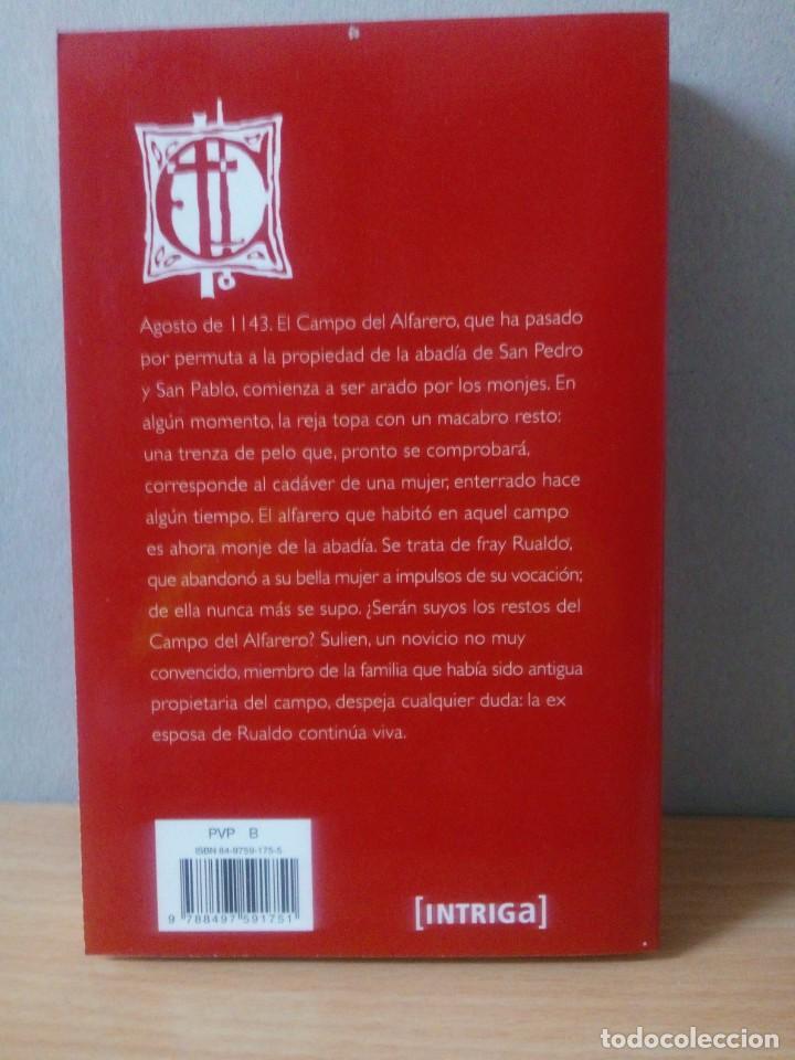 Libros de segunda mano: LOTE DE 17 LIBROS DE EL MONJE DETECTIVE DE ELLIS PETERS - Foto 36 - 216902673